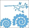 Marianne Design - Creatables - Branch and flower 1