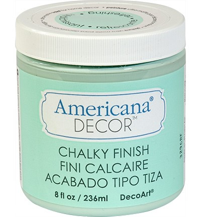 Chalky Finish Refreshing - Americana DecoArt Acrylverf