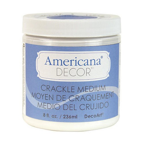 crackle medium - Americana DecoArt Acrylverf