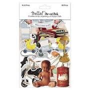 Bella baby die-cut pack