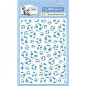 LAZY DAISY EMBOSSING FOLDER