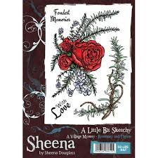 Stempel sheena douglass