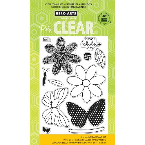 HERO Arts Clear stempel