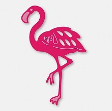 Couture Creations snijmal - flamingo
