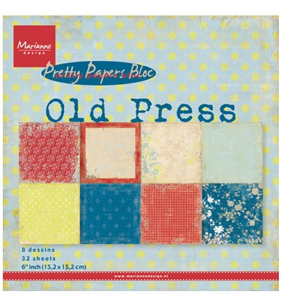Paperpad - Old Press