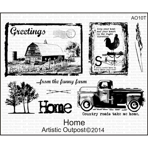 Artistic Outpost - home