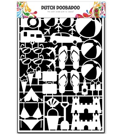 Dutch DooBaDoo Dutch Paper Art Holiday