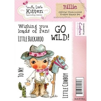 stempel - crafters companion - billie