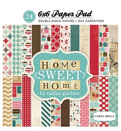 paperpad - carta bella - home sweet home