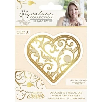 Crafters Companion - Snijmal - together forever