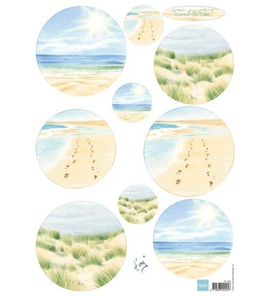 Marianne Design - Tiny - Tiny's Sand & Sea 1