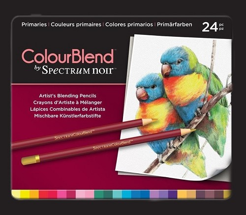 Spectrum noir Color blend potloden PRIMARIES