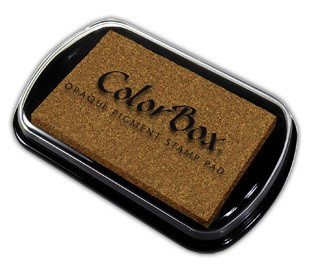 ColorBox Stamp Pad - copper