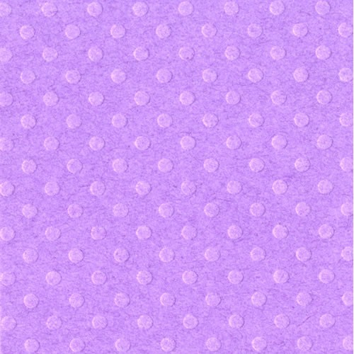 Bazzill Dotted Swiss Cardstock - Grape Jelly