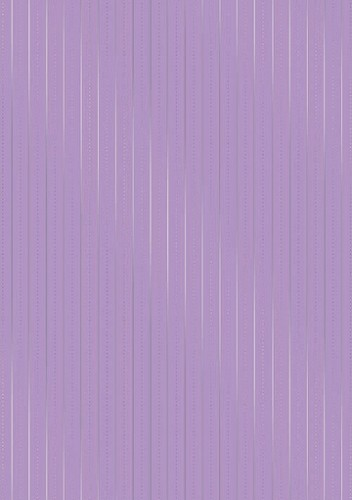 Cart-Us foliekarton - Dotty Lines Violet