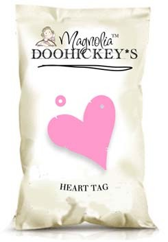DooHickey SCD 73 Heart Tag