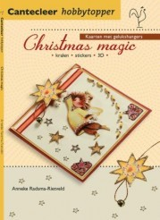 Boekje - Christmas magic - Anneke Radsma - Rietveld
