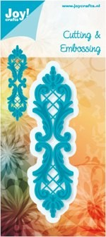 Joy! Crafts - Noor! Design - border 6002-0149