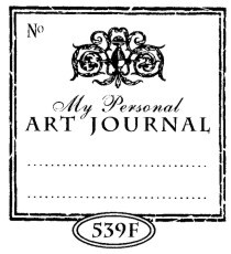 Catslife Press stempels - My personal art journal