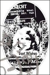 Romantic vintage - best wishes - Marianne Design