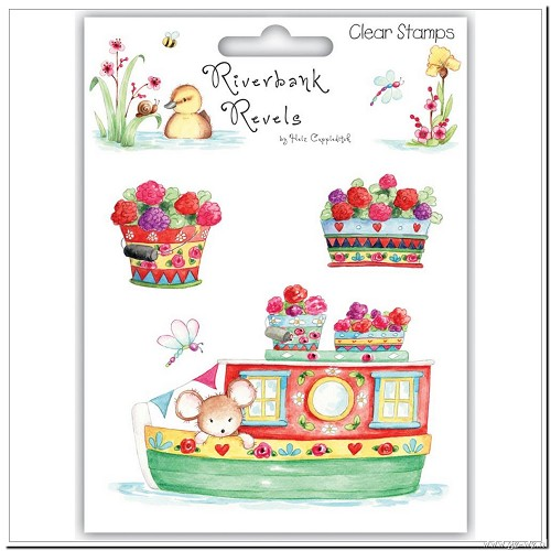 stempel - riverbank revels - boot