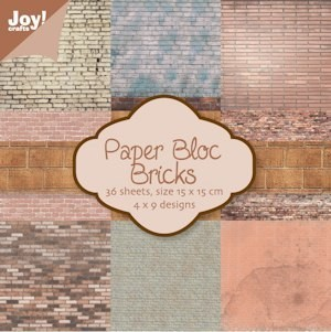 Joy! Crafts - Paper Bloc - Brics